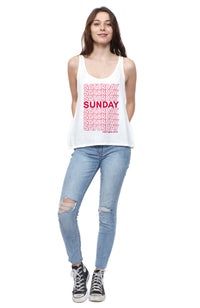 social sunday come again scoop tank