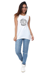 Comfy Club Muscle Tee