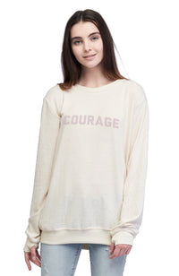 Courage Pullover