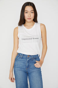 Empowered Muscle Tee
