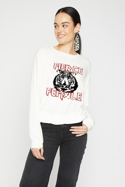 Fierce Female Pullover