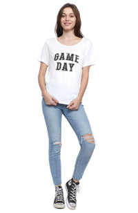 Game Day Short Sleeve Tee