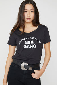 Girl Gang 3.0 Short Sleeve Tee