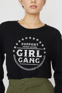 Girl Gang Muscle Tee