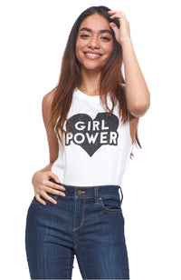 Girl Power Short Sleeve Tee