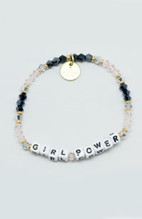 Little Words Project Beaded Bracelet - Strength