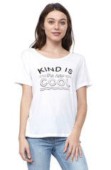kind is the new cool short sleeve tee shirt