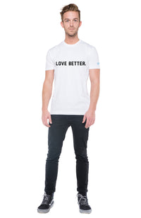 social sunday one love foundation love better t shirt tee shirt