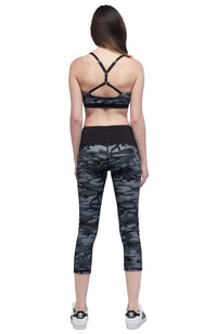 Seams Lovely Firefly Legging - Camo