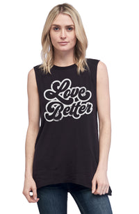 social sunday one love foundation love better muscle tee