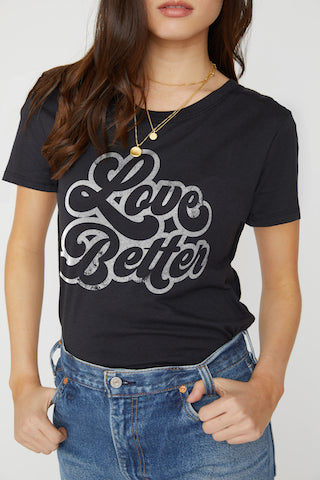 Love Better Short Sleeve Tee Big