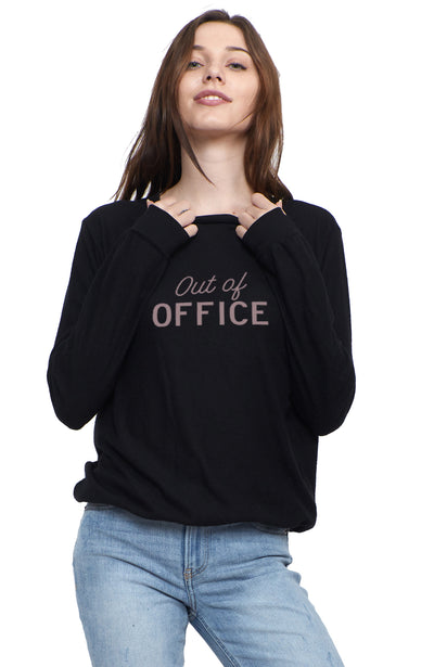 Out Of The Office Pullover