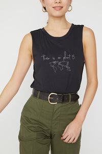 Viva Bedtime Pocket Short Sleeve Tee