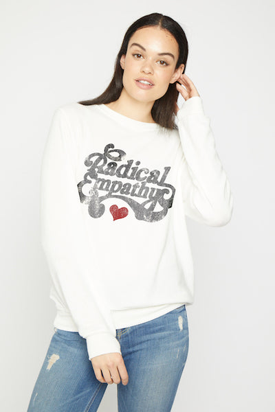Radical Empathy Pullover