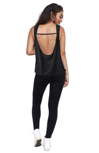 Barre Time SD X SL Scoop Back Active Top