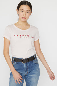 Sisterhood Short Sleeve Tee