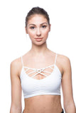 Seams Lovely Pharell Bralette - Social Decay  - 1