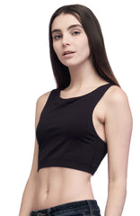 Seams Lovely Shea Crop Tank
