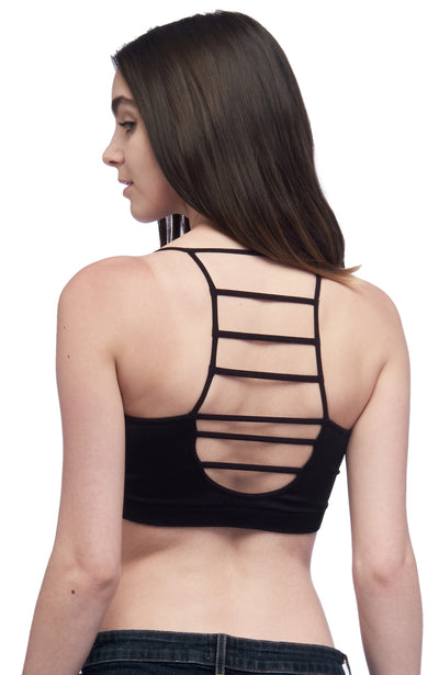 Seams Lovely Ladder Bralette