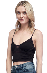 Seams Lovely Marlin Crop Tank