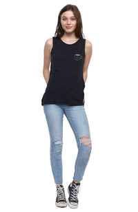 Small Sips Muscle Tee