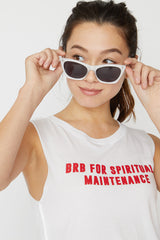 Spiritual Maintenance Muscle Tee