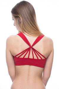 Seams Lovely Sunrays Bralette - Social Decay  - 3