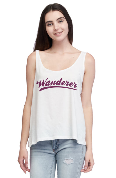 SOCIAL SUNDAY WANDERER SCOOP TANK TOP