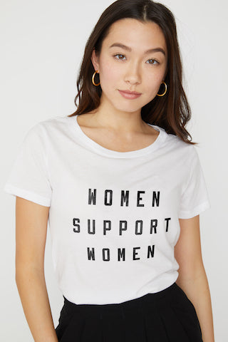 b4350e60f Support Women Short Sleeve Tee – Social Sunday