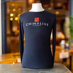 China Live Long Sleeve T-Shirt