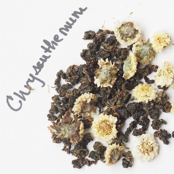 Chrysanthemum Oolong Juhuacha Green Flower Tea