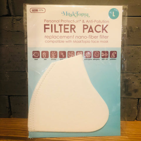 Face Mask Filter Pack