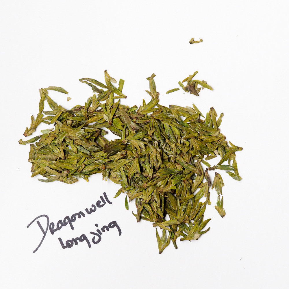 Dragonwell Longjing Green Tea