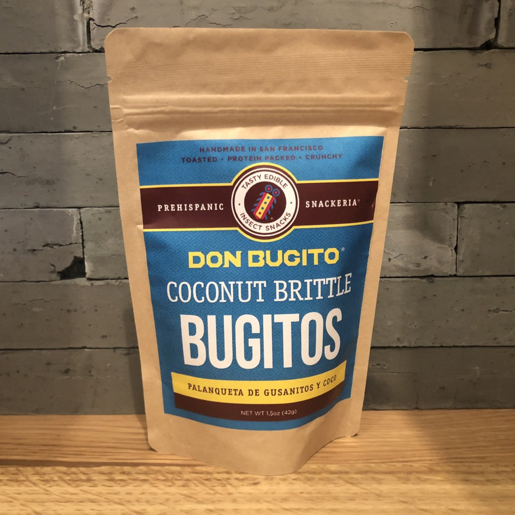 Don Bugito Coconut Brittle
