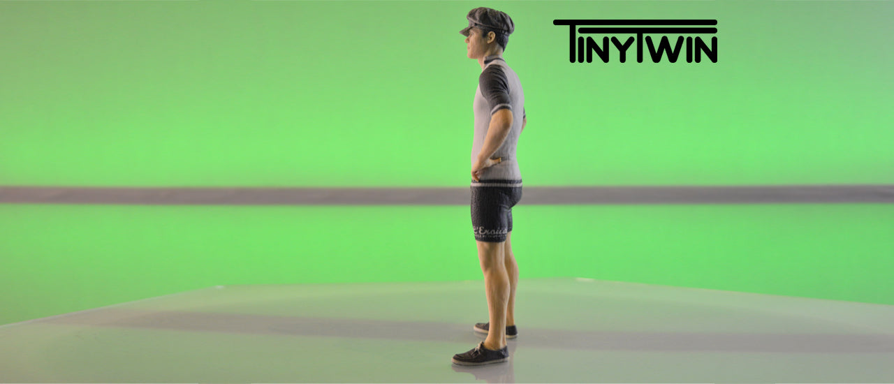 TinyTwin3D - Life-like 3D printed figurines
