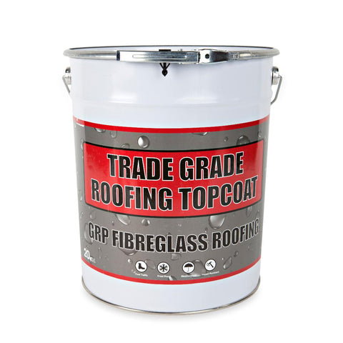 Image of GRP Roofing Topcoat /Free Catalyst/ Free Delivery