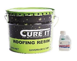 Cure-it Fire Retardant Topcoat 10kg(1 To 3 Day Delivery)