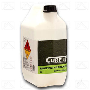 Cure It GRP Catalyst (Summer or Winter Grade)Free delivery if ordered with Cure-it resin /Topcoats
