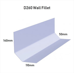 D260 Wall Flashing Trim