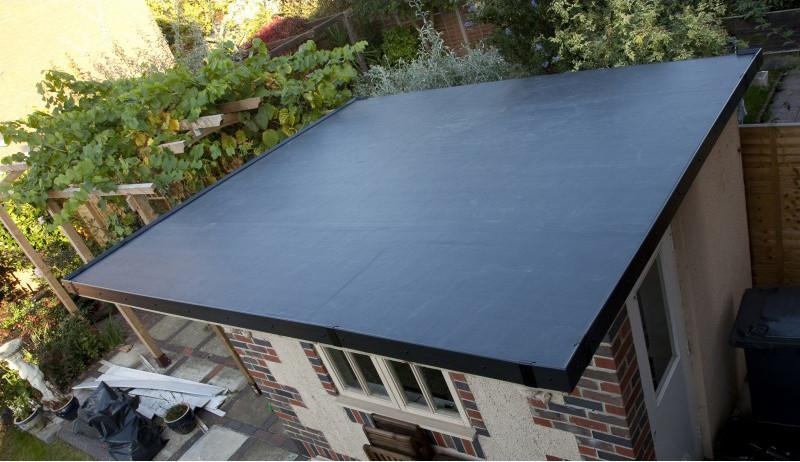 Epdm Garage Roof Kits Amp Rubber Garage Roofing Uk
