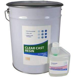 Water Clear casting Resin /Free Catalyst