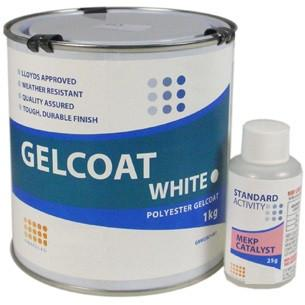 White Gelcoat