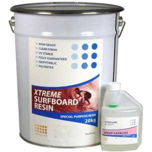 Xtreme Surfboard Resin
