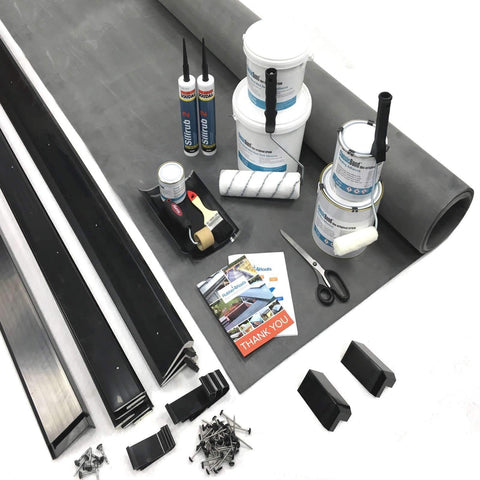 Classic Bond EPDM Flat Roof Kits