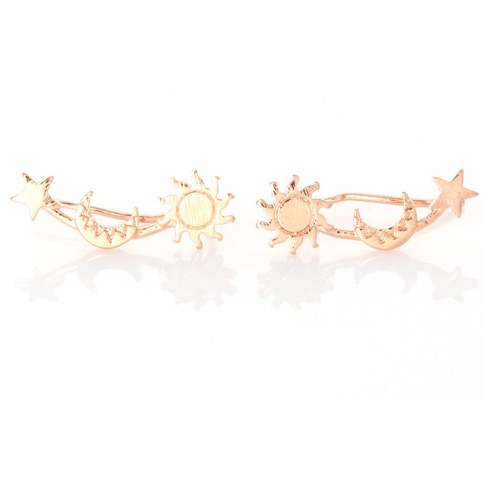 Sun, Moon and Star Ear Climber