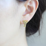 Crayfish Earrings