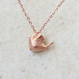 Chubby Sparrow Necklace