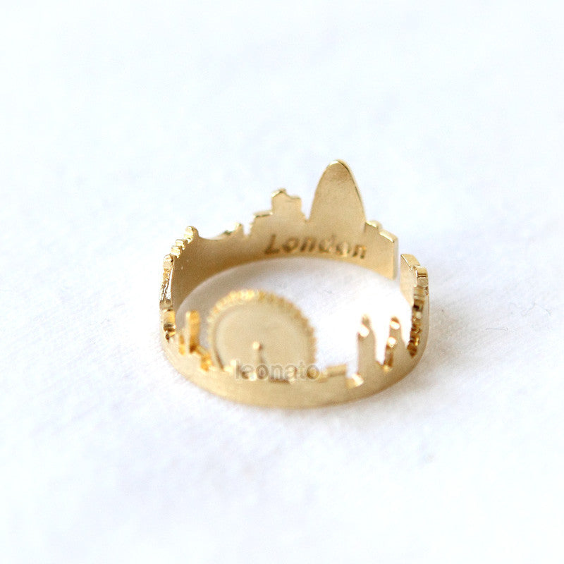 Cityscape Ring- London