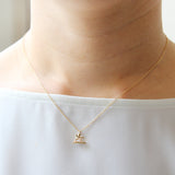 Little Surfer Necklace