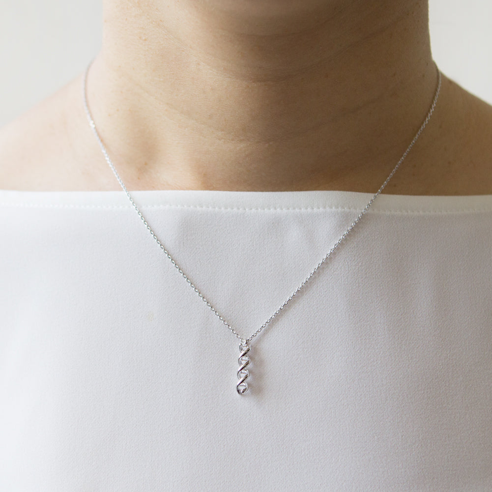 DNA Pendant Necklace
